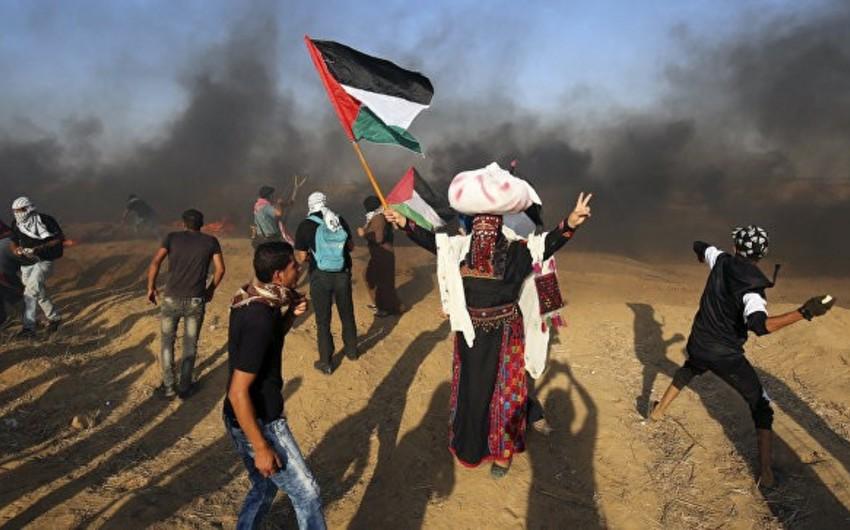 Qəzzada İsrail hərbçiləri ilə toqquşmalarda iki fələstinli ölüb
