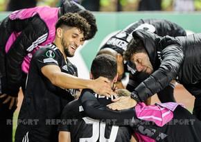 Лига конференций: Карабах одержал волевую победу в матче с Кайратом