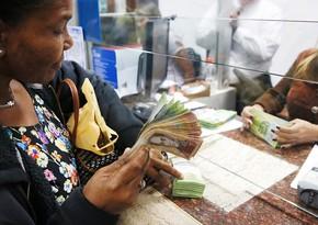 Инфляция в Венесуэле составила почти 3 000%