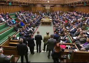 Britaniya parlamenti Aİ ilə sazişi təsdiqlədi