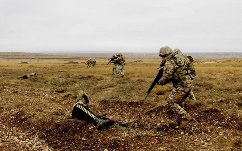 Azerbaijan-Turkey-Georgia complete joint military drills