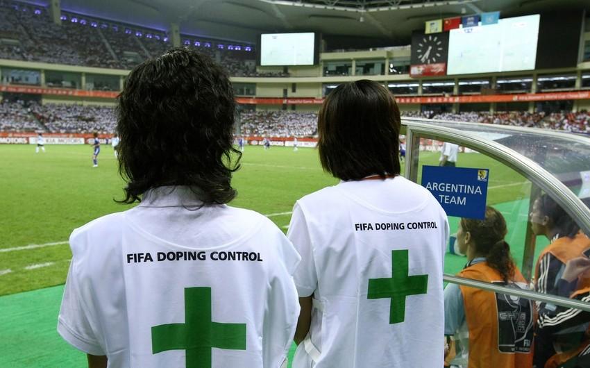 FIFA dopinqə görə 20 aylıq cəza verdi