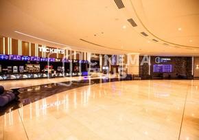 CinemaPlus впервые в Азербайджане открыл кинотеатр с новой технологией 4DX