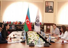 Azerbaijani ombudsman raises issue of mining before ICRC reps