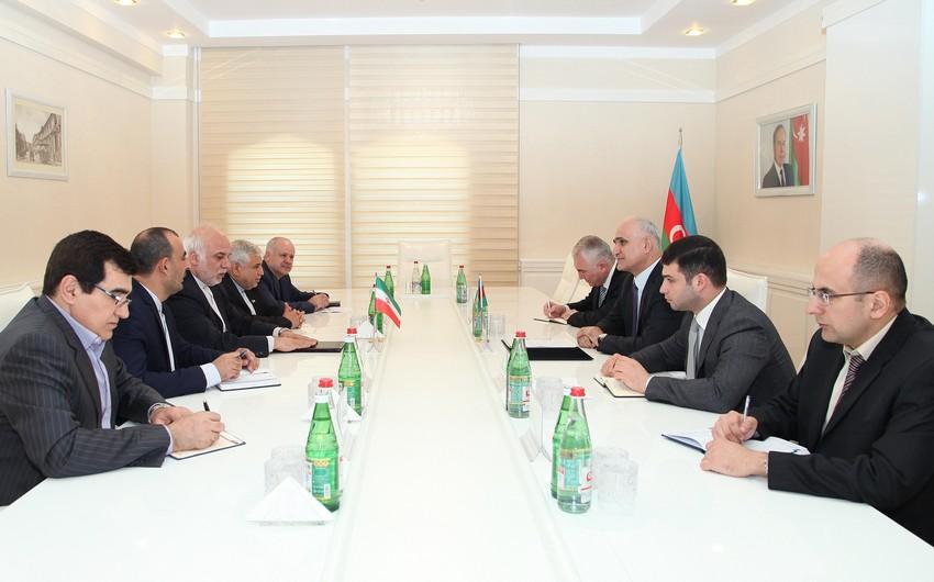 Bakıda Azərbaycan-İran iqtisadi əlaqələri müzakirə edilib