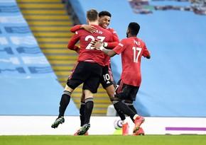 АПЛ: Манчестер Сити уступил в дерби