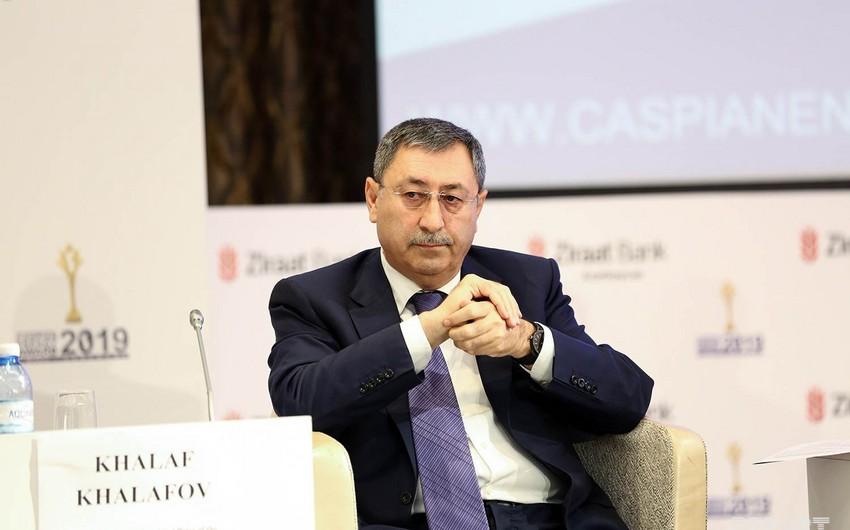 """Xələf Xələfov """"Azərbaycan Respublikası Prezidentinin fəxri diplomu"""" ilə təltif edilib"""