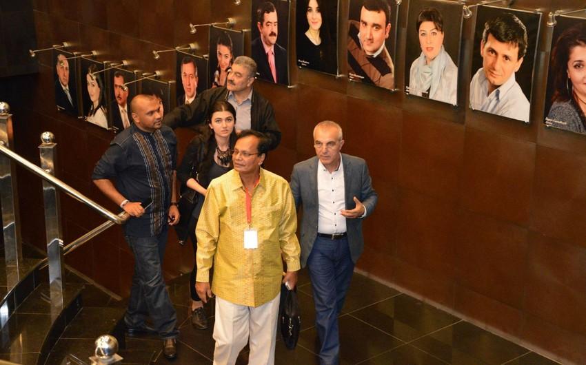 Gənc Tamaşaçılar Teatrı Kolombo Teatr Festivalına dəvət olunub