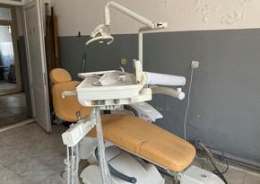 Hadrutda ilk stomatoloji klinika fəaliyyətə başladı