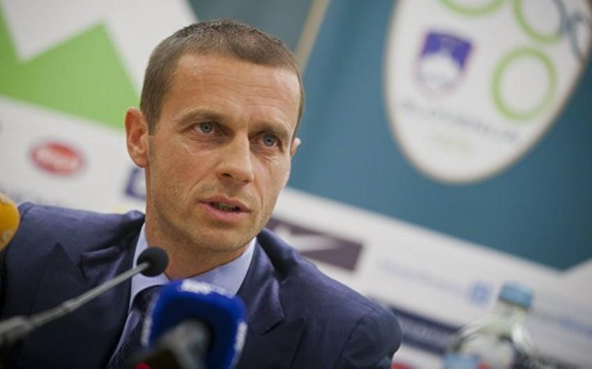 Президент УЕФА: Только Роналду может сказать, почему не приехал на награждение