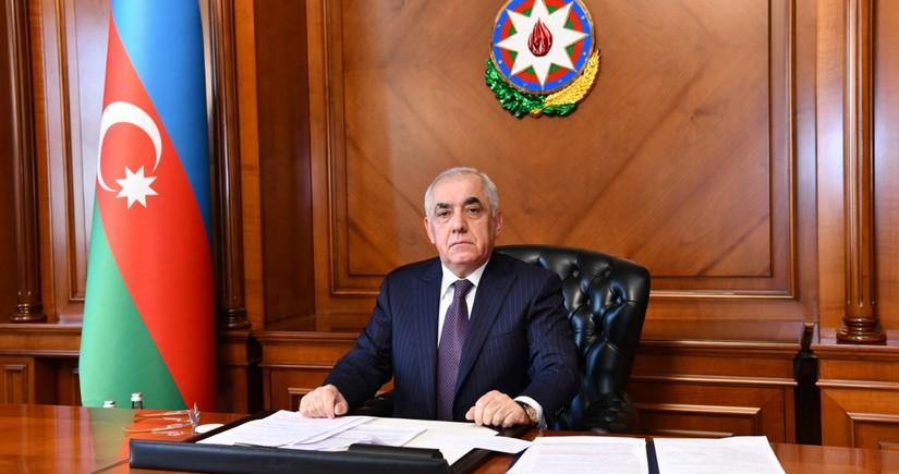 """""""Azərbaycan 2030: sosial-iqtisadi inkişafa dair Milli Prioritetlər""""ə həsr olunan iclas keçirilib"""