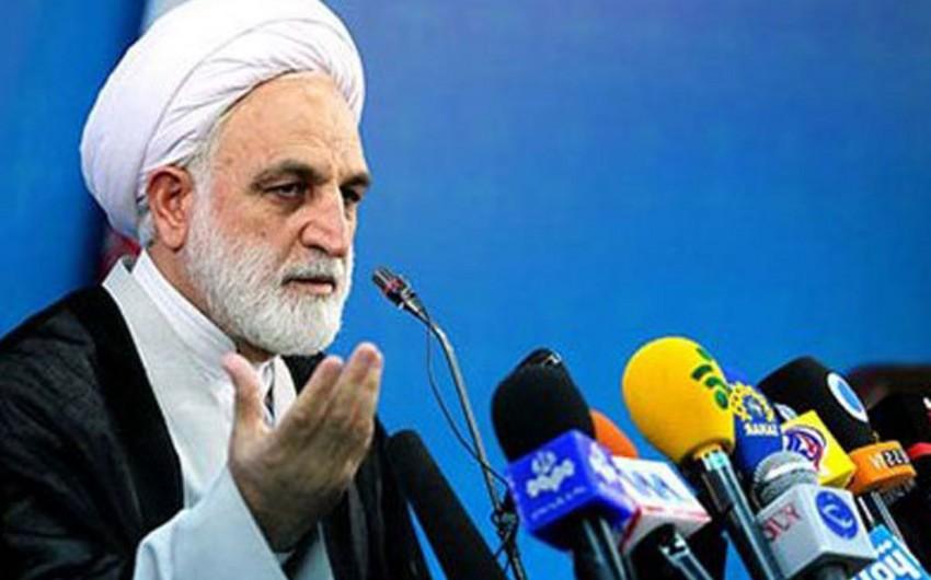 İran Baş Prokurorluğu: Tehran həbsxanalarında casusluq ittihamı ilə 70-dən çox məhkum saxlanılır
