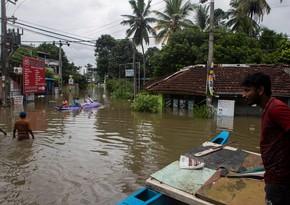 Floods, mudslides kill 14 in Sri Lanka