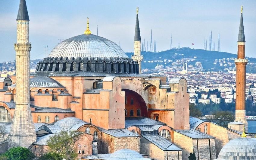 Tansu Çillər: Türkiyə Ayasofya məsələsinə həmişə həssas yanaşıb