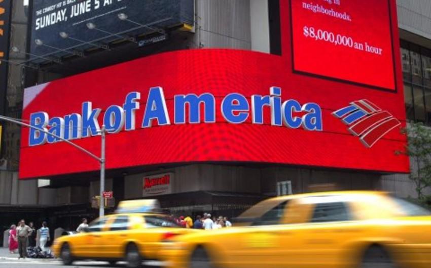 ABŞ-da bank filialları getdikcə azalır