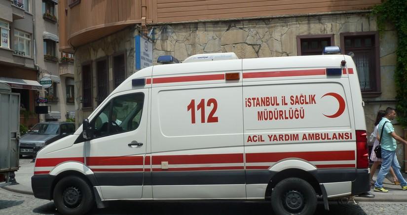 Türkiyədə sərnişin avtobusu qəzaya uğradı, ölənlər və yaralananlar var