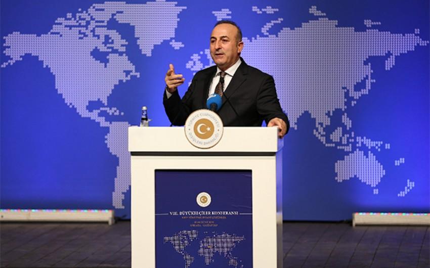 Çavuşoğlu: Qarabağ problemi varkən Ermənistanla münasibətlər düzəlməyəcək
