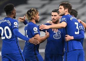 АПЛ: Челси нанес Тоттенхэму третье поражение подряд