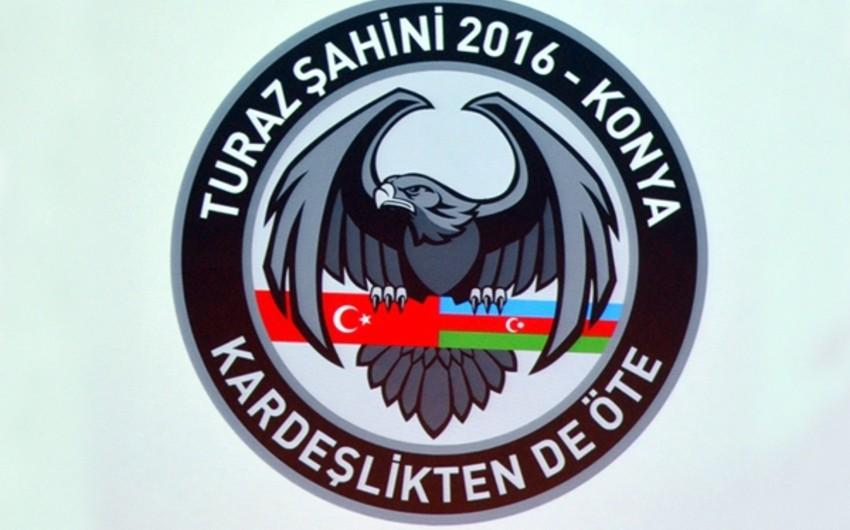 TURAZ Şahini-2016 taktiki-uçuş təlimlərinin açılış brifinqi keçirilib