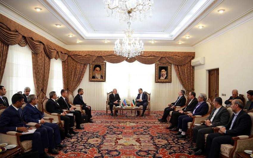 İranın Şərqi Azərbaycan vilayəti ilə Naxçıvan arasında 12 maddəlik memorandum imzalandı