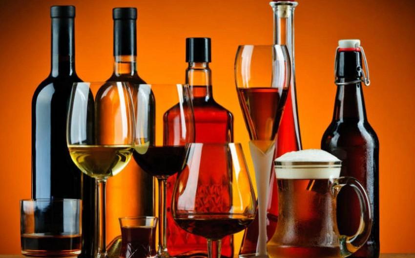 Azərbaycan içki idxalına çəkdiyi xərci 12% artırıb