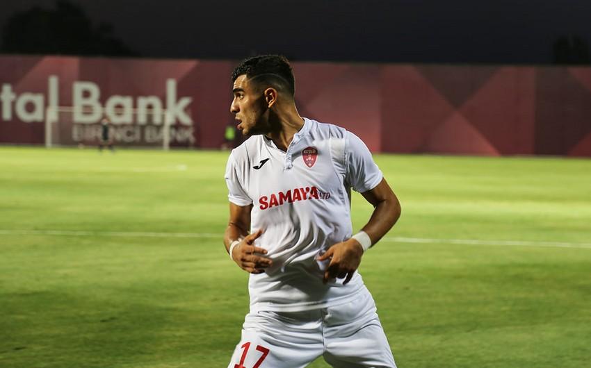 Azərbaycanlı futbolçu: Kəndimizin işğaldan azad olunmasını gözləyirəm