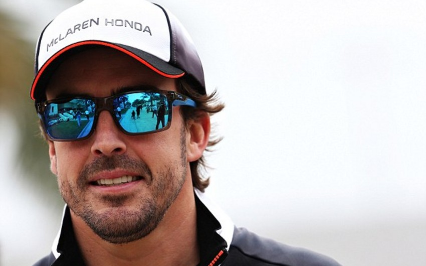 Fernando Alonso declared medically unfit to compete at Bahrain Grand Prix