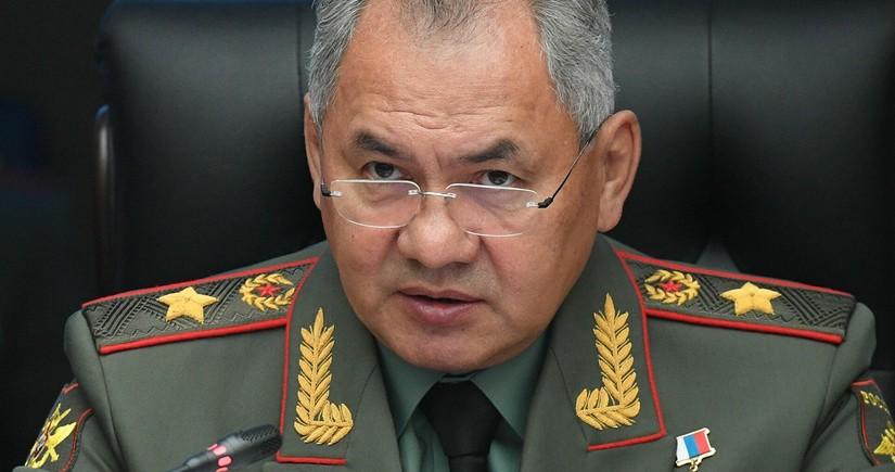 Rusiya və Tacikistanın müdafiə nazirləri telefonla danışıb
