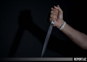 Şamaxı sakinini bıçaqlayan şəxs xəstəxanada aşkarlandı
