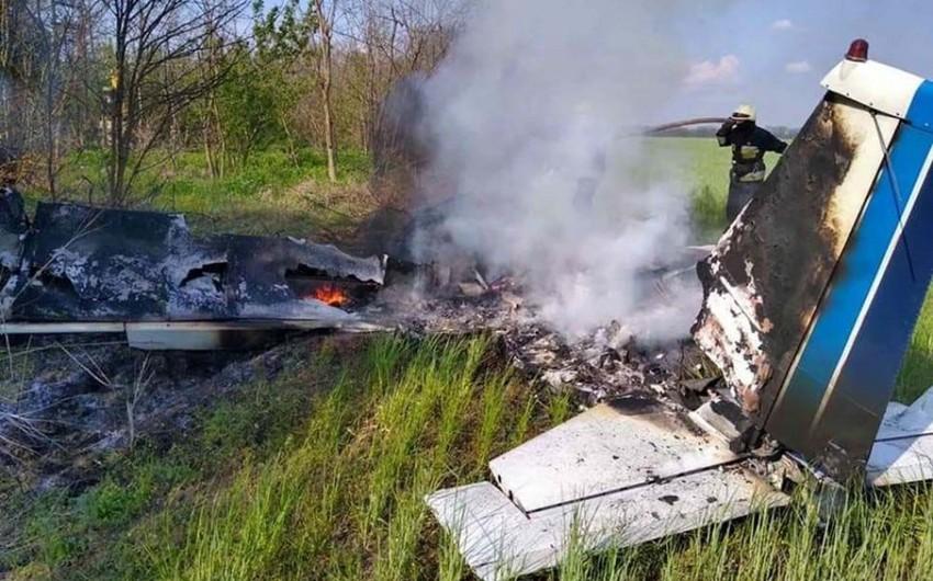 Падение небольшого самолета в Аргентине, погибли два человека
