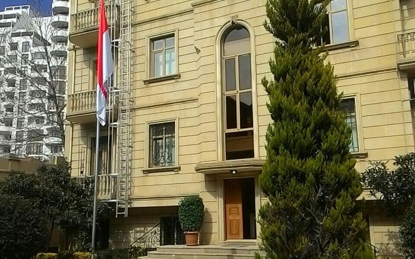 Посольство Индонезии в Азербайджане переехало на новый адрес