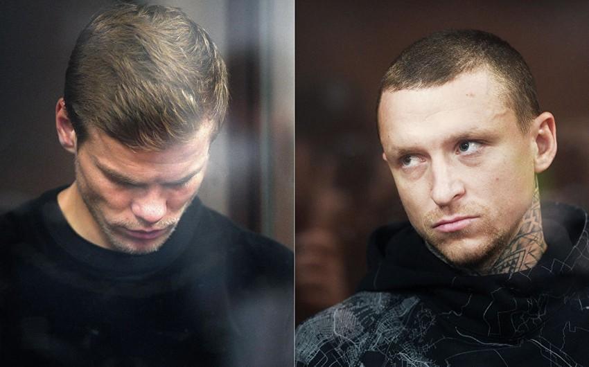 Aleksandr Kokorinlə Pavel Mamayevə hökm oxunub