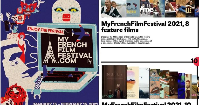 В Баку проходит фестиваль французских фильмов