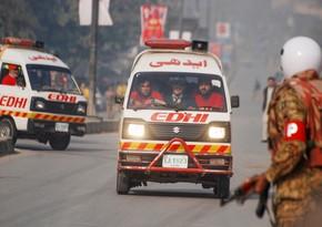 Əfqanıstanda terror aktında öldürülənlərin sayı 34 nəfərə çatıb