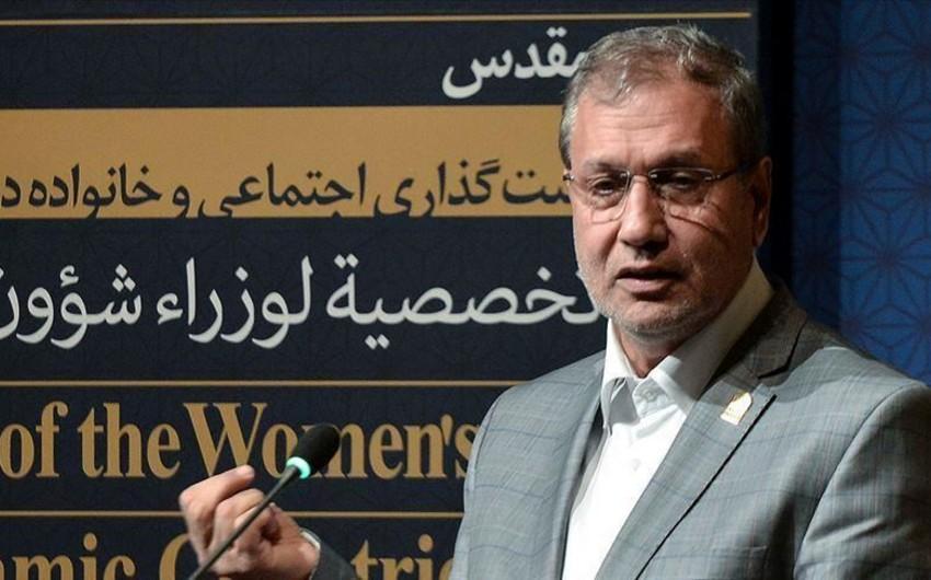 İranın Prezident Administrasiyasının mətbuat katibi koronavirusa yoluxub