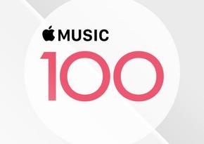 Azərbaycanlı müğənnilər Apple Musicin Ermənistan versiyasında Top-100ə başçılıq edir