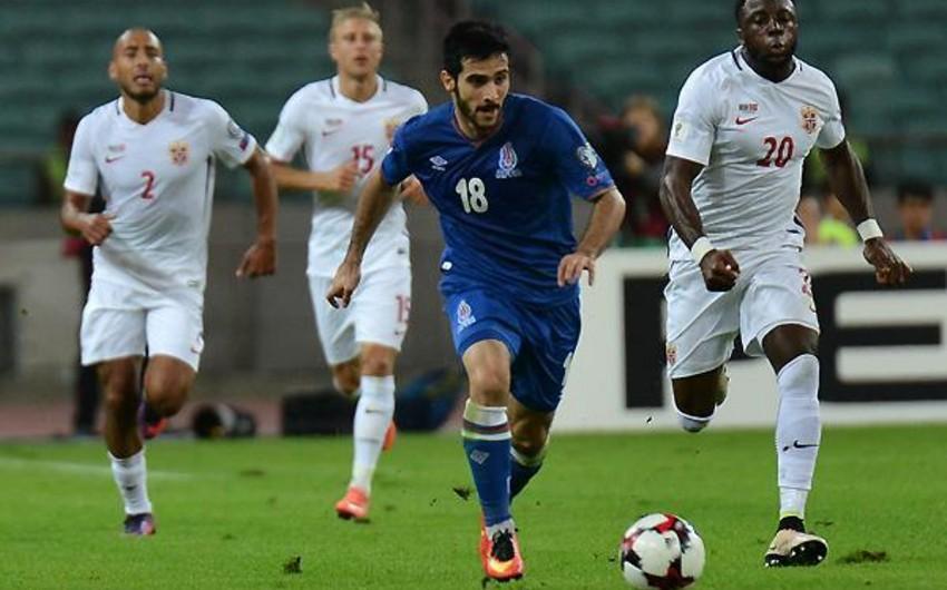 Нападающий сборной Азербайджана: Мы должны играть очень агрессивно против Венгрии