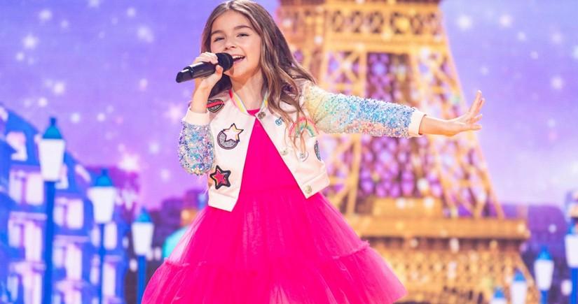 Названа победительница Детского Евровидения