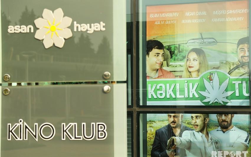 Masallıda Kəklikotu kino-komediyasının təqdimatı keçirilib - VİDEO