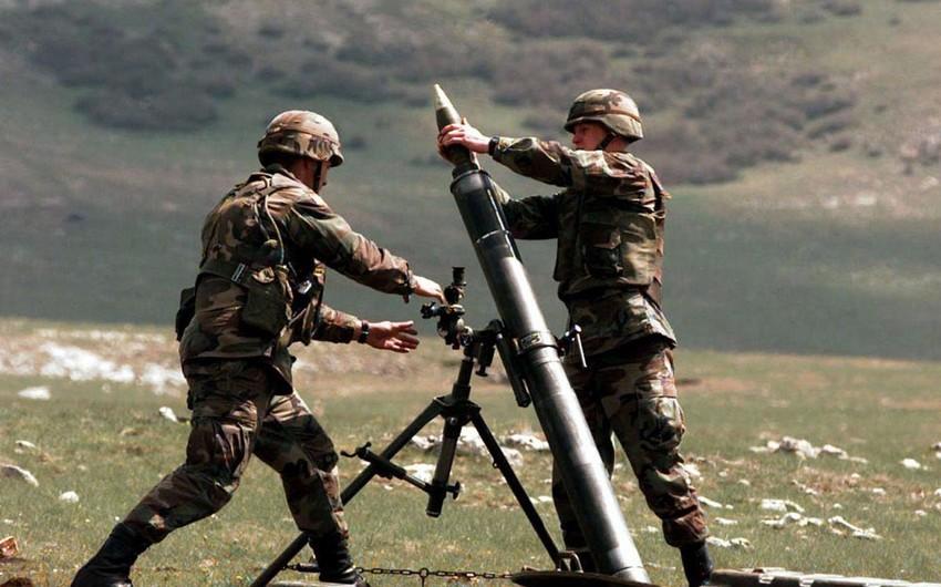 ВС Армении нарушили перемирие 22 раза