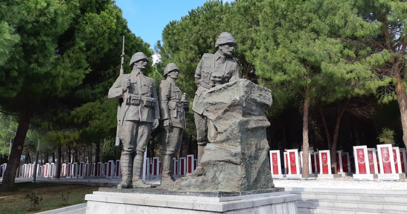 Forever on guard of Homeland: 106 years pass since Canakkale Battle