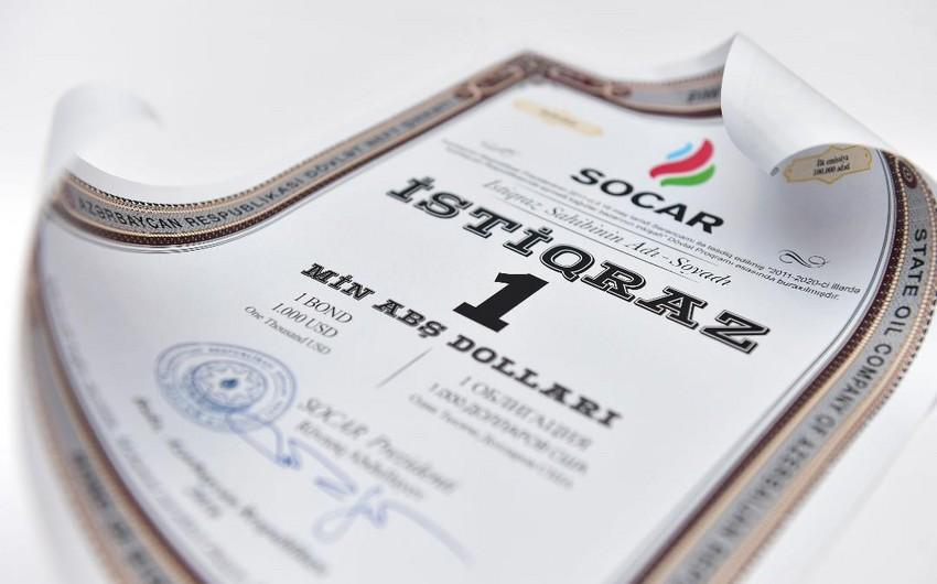 SOCAR istiqrazları ilə 24 mln. dollardan çox kredit verilib