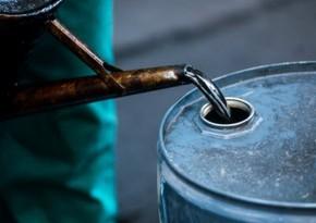 Bu il Azərbaycanda 1,4 mln ton neft emal edilib