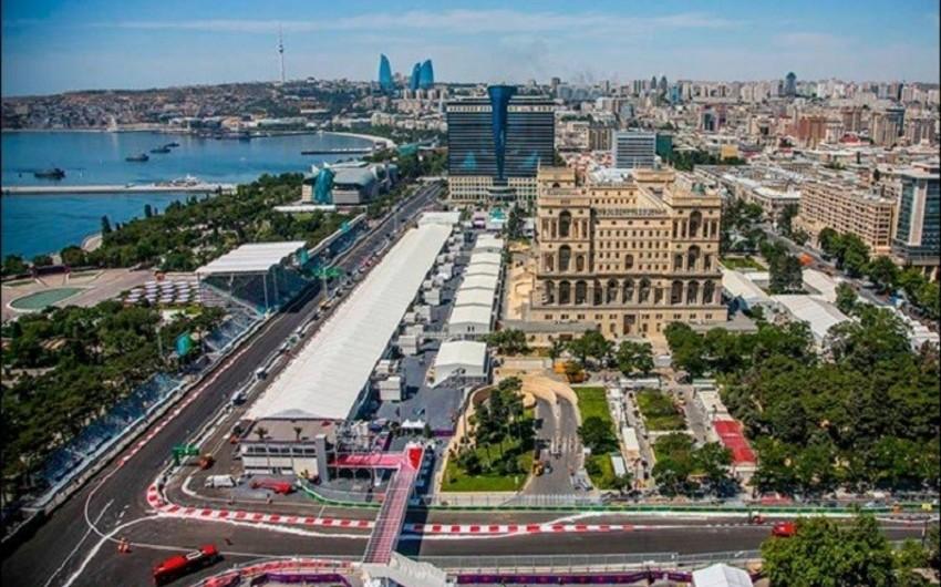 Azərbaycan Qran-prisi Formula-1in ən yaxşı yarışı səsverməsində birinci olub