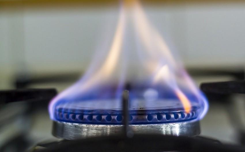 Потребление газа в Азербайджане выросло на 8,7%