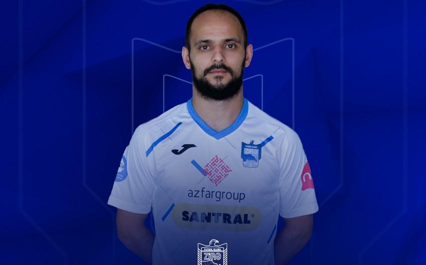 Zirə yeni futbolçu ilə müqavilə imzalayıb