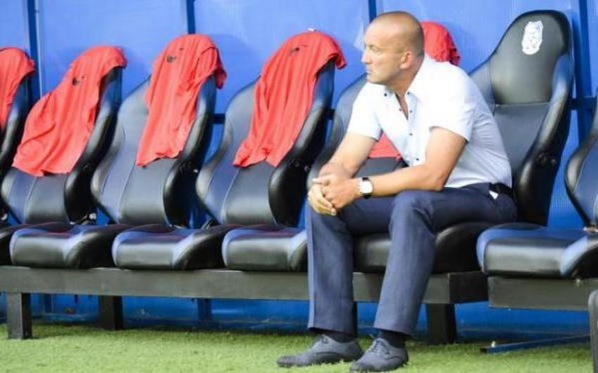 Qriqorçuk: Tbilisi Dinamosu ilə matçda bizi 5:0 hesablı qələbə qane edir