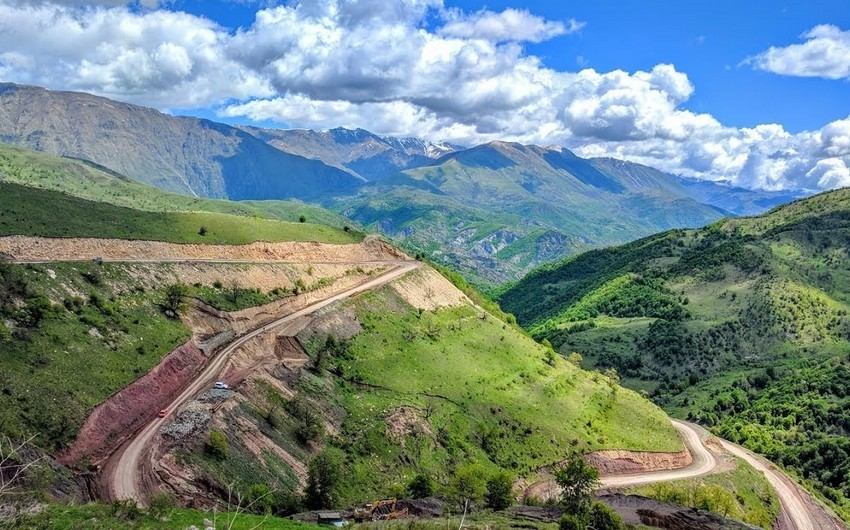 Сегодня Кельбаджарский район возвращается Азербайджану