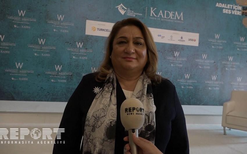 Komitə sədri: Azərbaycan qadınlarının 20 faizi biznes sahəsində çalışır