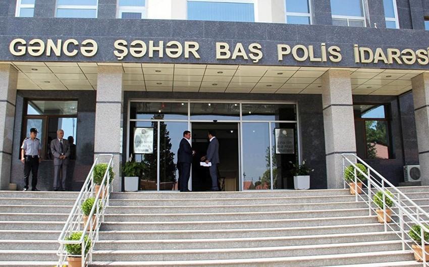 Gəncə Şəhər Baş Polis İdarəsinə yeni rəis müavini təyin olunub